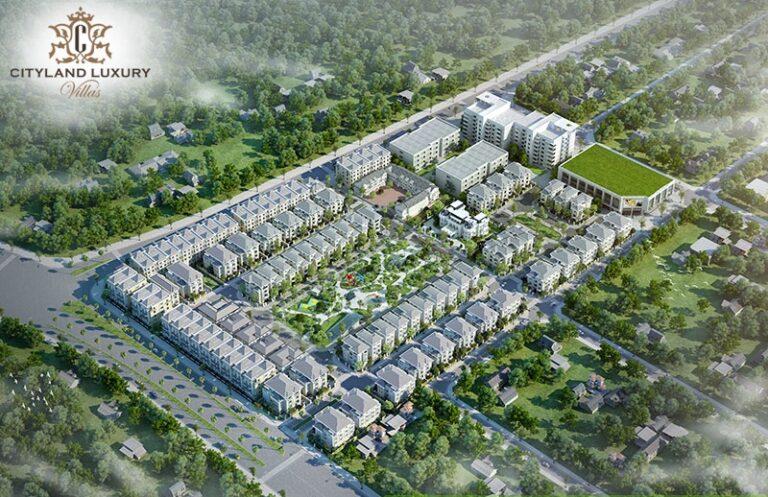 Cityland Luxury Villas