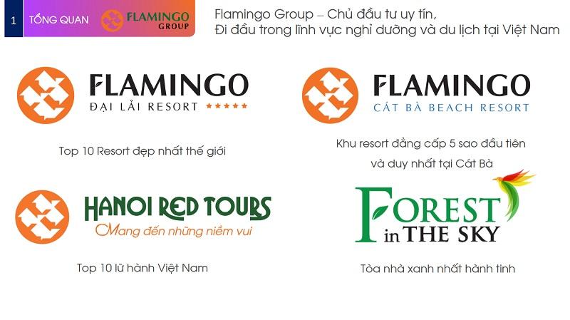 Flamingo Group là gì? Flamingo Group là ai?