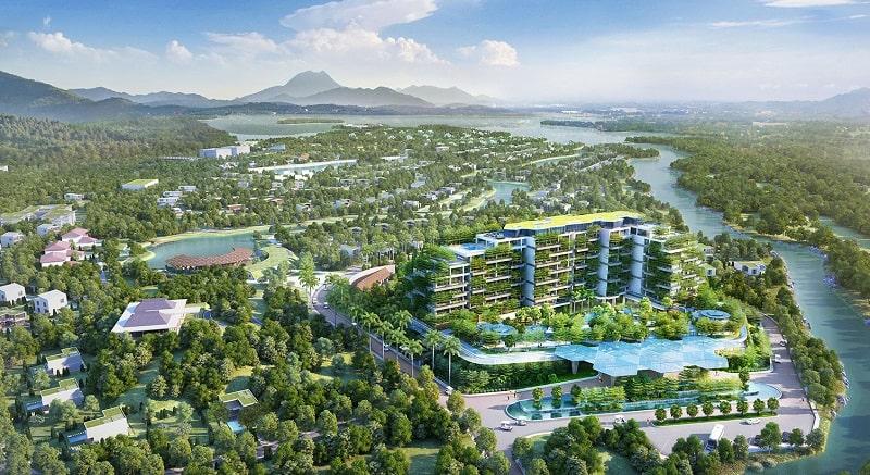 Dự án Flamingo Đại Lải Resort của tập đoàn Flamingo Group