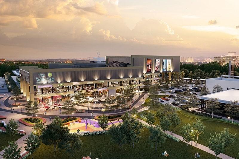 Trung tâm thương mại Park City Hà Nội