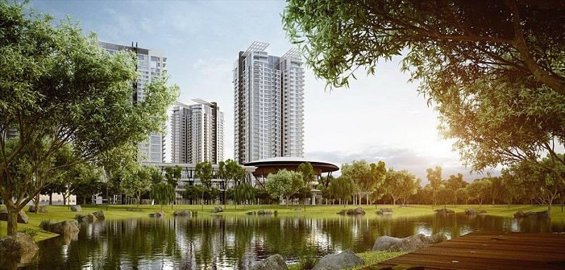 Chung cư Evelyne Gardens Park City Hà Đông