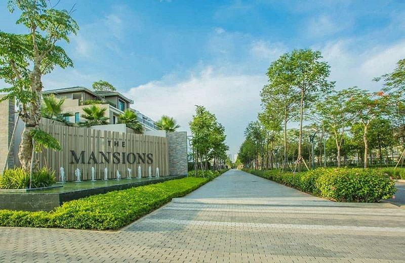 Tiểu khu Mansions - Parkcity Hanoi