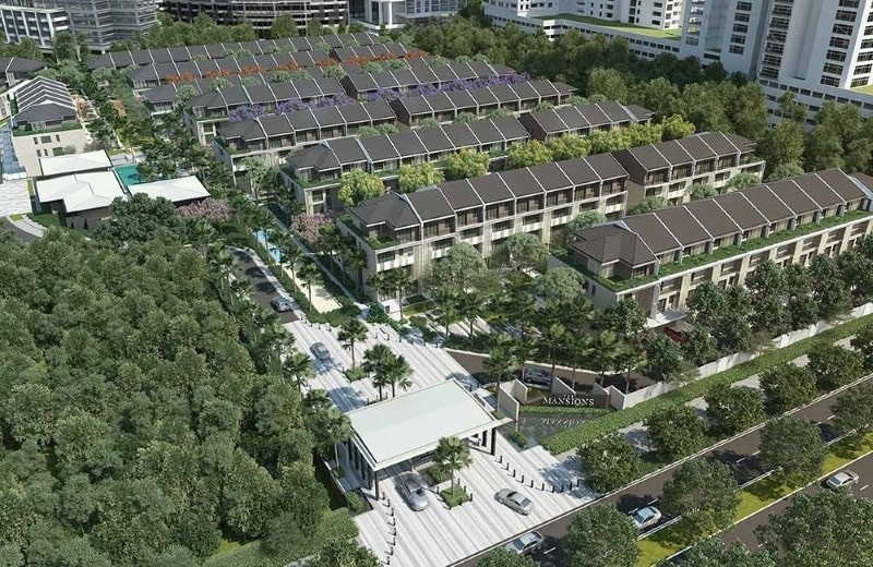 Ảnh 3: Tiến độ xây dựng dự án khu đô thị Park City Hanoi