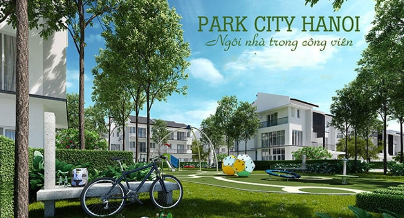 Đặt mua Park City Hà Đông từ chủ đầu tư VIDC