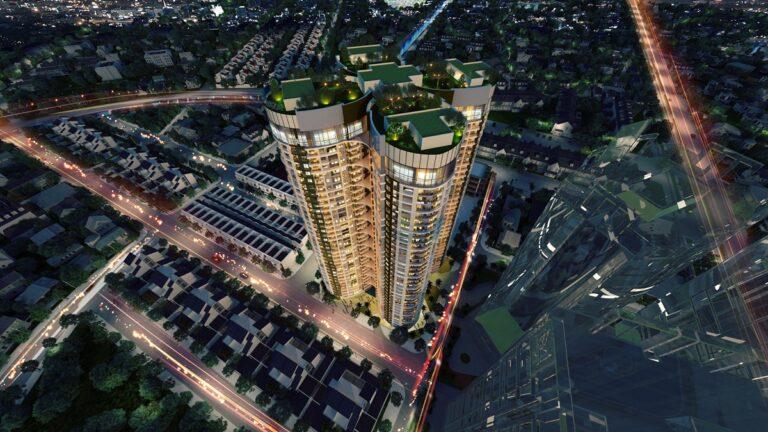 Chung cư Sky View Plaza