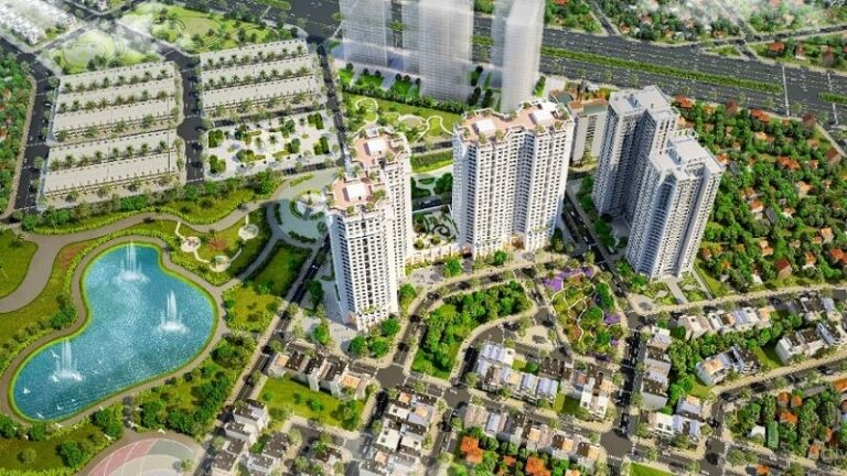 Tecco Garden Thanh Trì