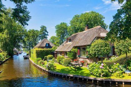 Biệt thự Làng Hà Lan Ecopark