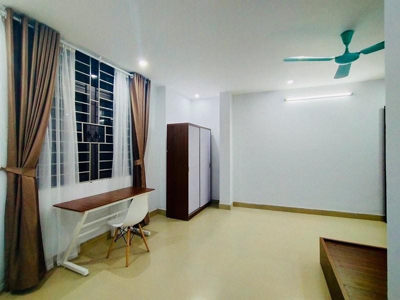 Tòa số 40 Ngõ 201 Cầu Giấy được nhiều khách thuê chung cư mini hà nội quan tâm