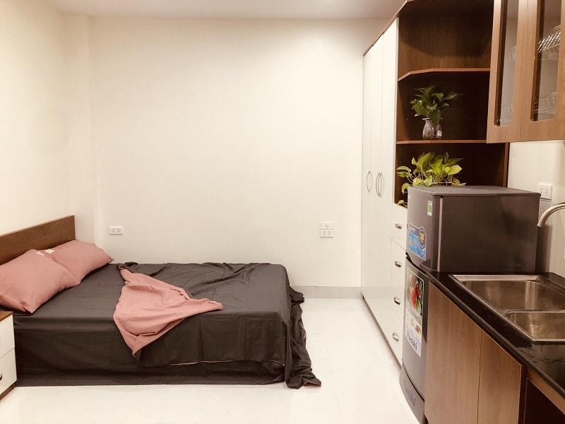 Bán chung cư Mini có sổ đỏ tại Bắc Từ Liêm