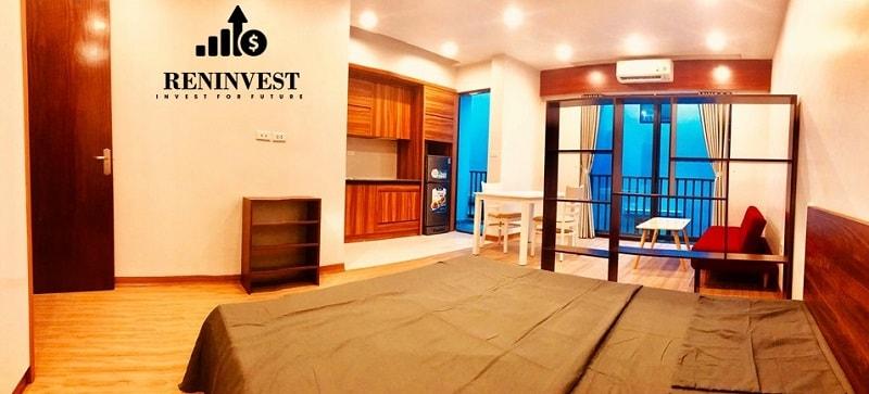 Phòng đơn chung cư Mini Hà Nội đang được nhiều khách hàng trẻ quan tâm