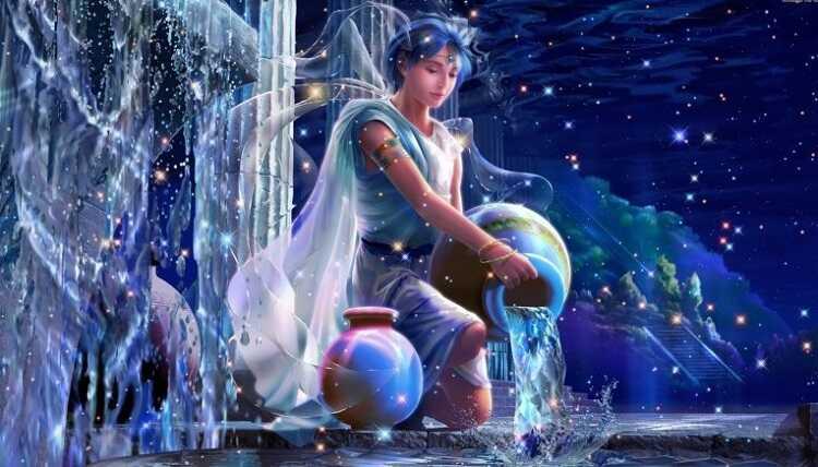 Cung Bảo Bình có biểu tượng là người mang nước
