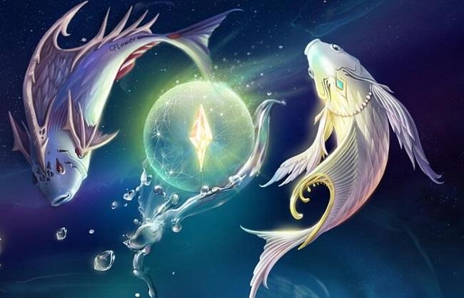 Song Ngư có biểu tượng là con cá