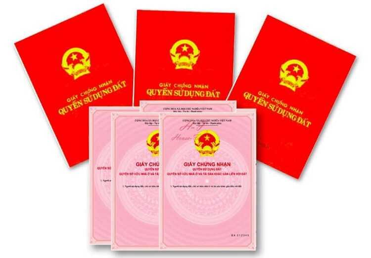 Sổ hồng là gì? Sổ đỏ là gì? Cách phân biệt và quy định mới cần biết
