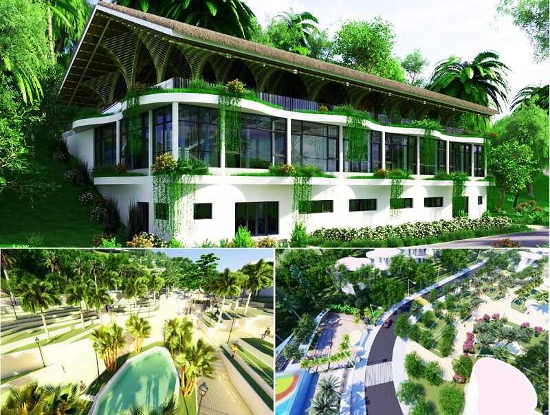 Dự án Ivory Villas & Resort sở hữu nhiều tiện ích đẳng cấp