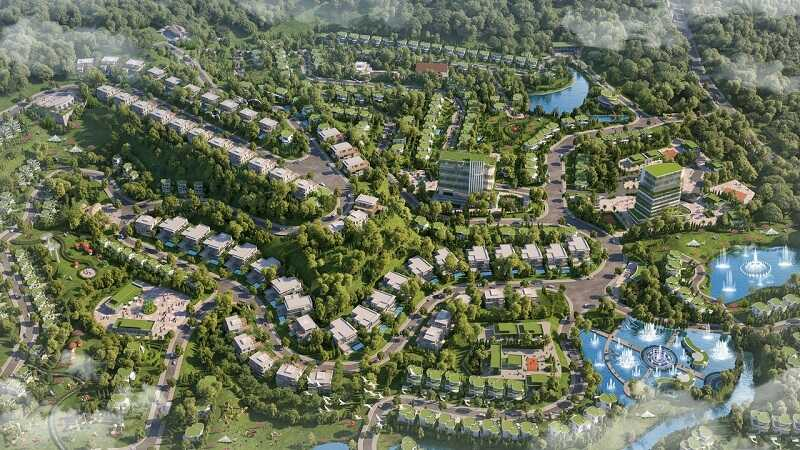 Liên hệ mua biệt thự nghỉ dưỡng sinh thái Lâm Sơn - Ivory Villas and Resort