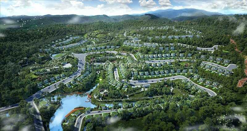 Giá bán Ivory Villas & Resort Hòa Bình hấp dẫn nhất thị trường ven đô