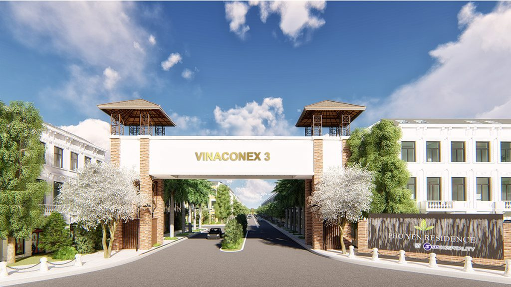 Dự án Phổ Yên Residence Thái Nguyên của Chủ đầu tư Vinaconex 3