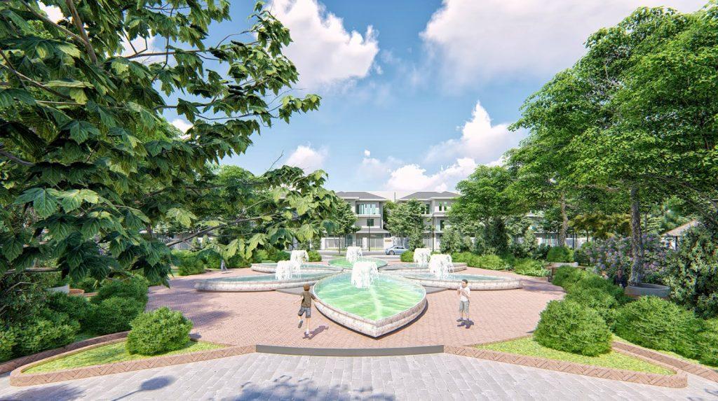 tiện ích dự án Phổ Yên Residence Thái Nguyên