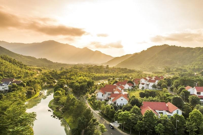 Khu nghỉ dưỡng Xanh Villas Resort Thạch Thất - Hà Nội