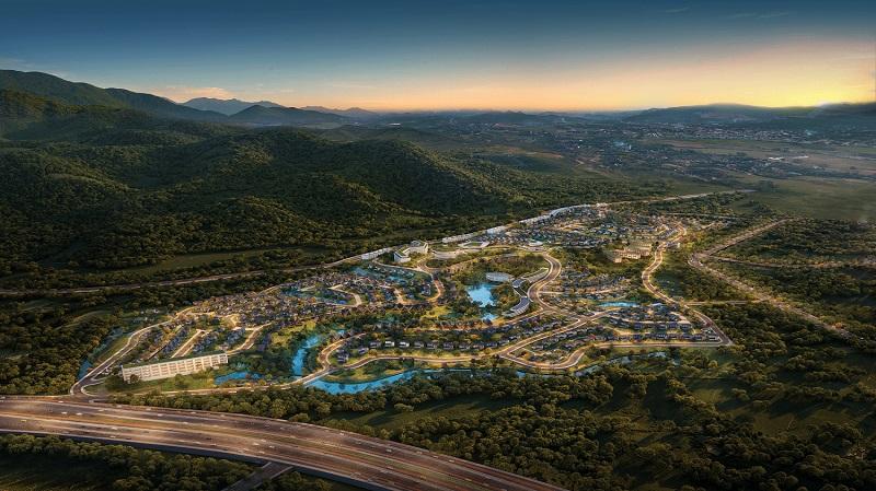 Dự án Legacy Hill Hòa Bình được quy hoạch làm khu nghỉ dưỡng cao cấp