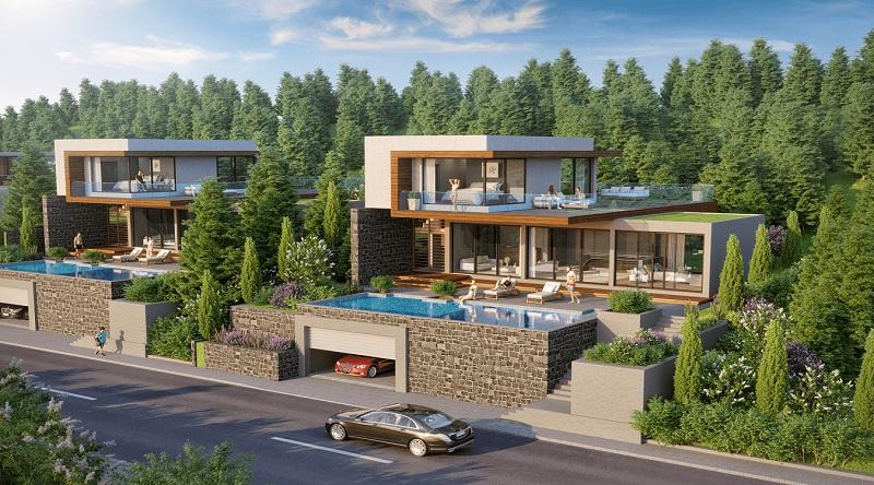 Mẫu thiết kế biệt thự 270 view villa