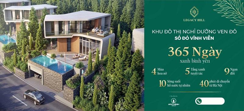 Liên hệ đặt mua Biệt thự nghỉ dưỡng Lương Sơn Hòa Bình