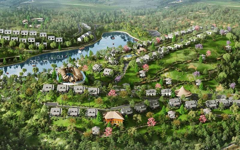 Liên hệ mua biệt thự tại dự án khu nghỉ dưỡng Panorama Hill Hòa Bình