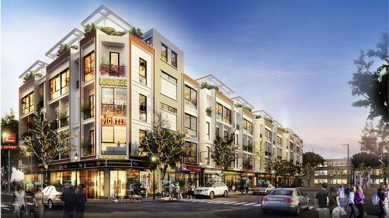 Mẫu thiết kế Nhà liền kề T&T Hưng Yên