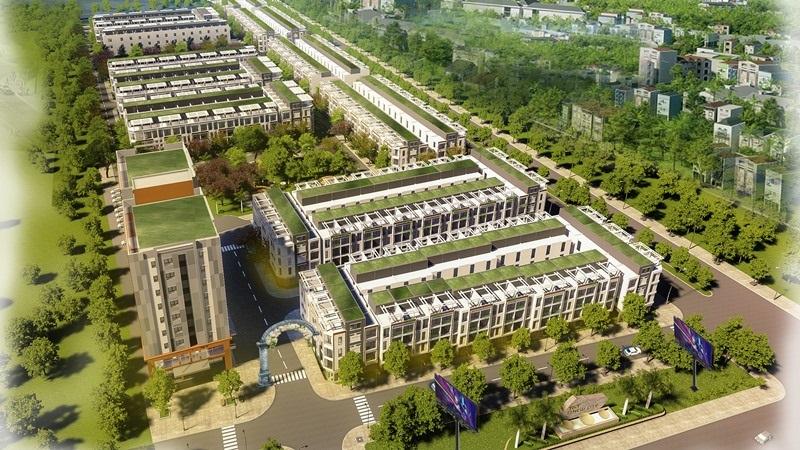 Dự án T&T Phố Nối được quy hoạch trên lô đất 5.3ha của Hưng Yên