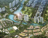 Ecopark là khu đô thị xanh lớn nhất Miền Bắc